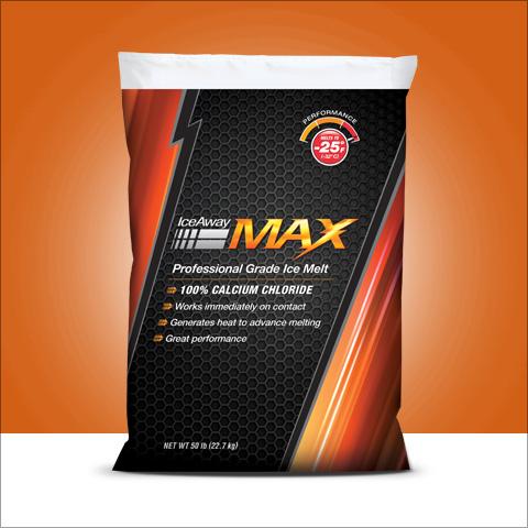 Max Professional Grade Ice Melt | IceAway